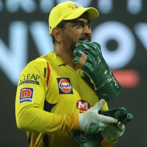 Dhoni reflects on his IPL days in quarantine