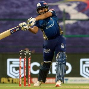 Captain Rohit's key advice for Mumbai Indians batsmen