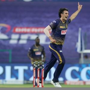 Gill hails Cummins's superb comeback against SRH