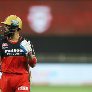 Fast bowling concerns for RCB as Virat-Rohit clash
