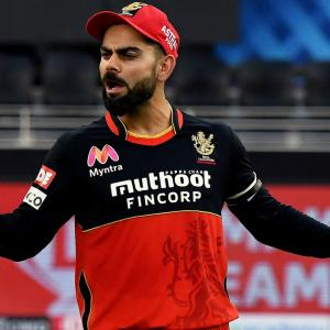 'People forget Kohli is only human and not a machine'