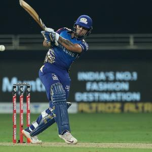 Rohit reveals why Ishan did not bat in Super Over