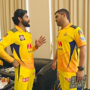 Jadeja says excitement of meeting Dhoni still the same