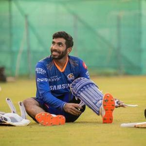 Out of quarantine, Bumrah ready for IPL 2021