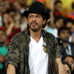 SRK apologises to fans after KKR's flop show