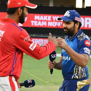 Rohit vs KL Rahul as Punjab eye return to winning ways