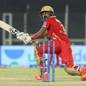 IPL: Rahul, Brar shine as Punjab overwhelm Bangalore