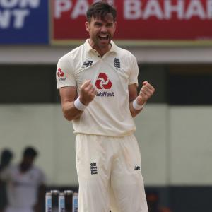 Reverse swing was huge for us: Anderson
