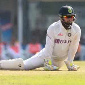 'Pant is a gifted batsman but not a natural keeper'