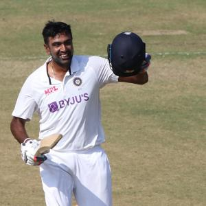 India sniff victory after Ashwin ton flattens England