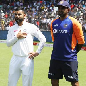 Loving seeing you in happy space: Kohli tells Ashwin