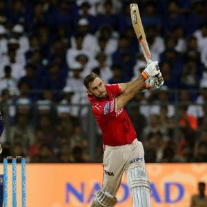 Should RCB buy Maxwell in mini-auction?
