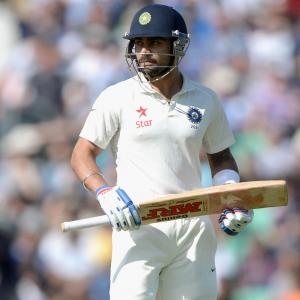 Kohli reveals he suffered from 'depression' in 2014