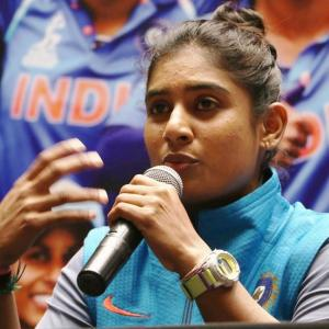 BCCI finally announce women's team for SA series