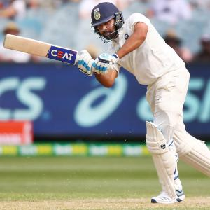 Rohit set to replace Mayank for Sydney Test