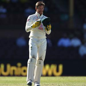 Paine outstanding as Australian captain, says Langer