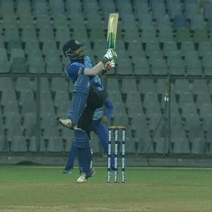 Kerala's Azharuddeen destroys Mumbai with 37-ball ton