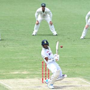 PICS: Australia vs India, 4th Test, Day 3