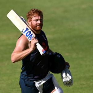 Why is Bairstow ignored for India Tests, asks Hussain