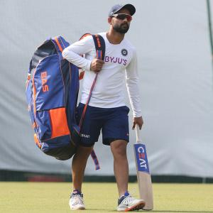 Rahane, Rohit arrive in Chennai for England Tests