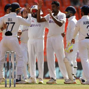 PICS: India vs England, 4th Test, Day 1