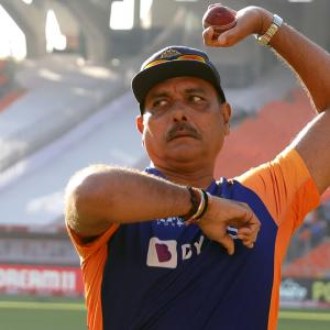 India coach Shastri still bitter about WTC rule change