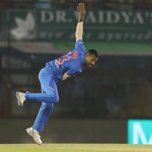 Pandya can't wait to get on the field