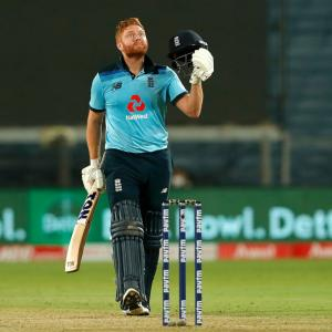 Top Performer: Bairstow's ton powers England to win