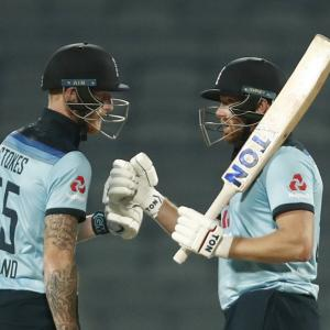 Bairstow, Stokes power England to series-levelling win