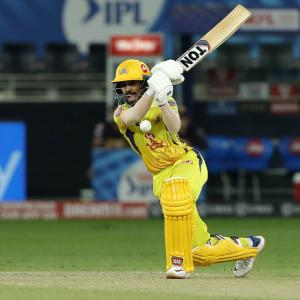How Dhoni helped Ruturaj bounce back in IPL last year
