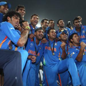 Exclusive! Harbhajan on 2011 World Cup win