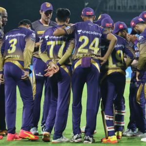 COVID hits IPL: KKR vs RCB match postponed