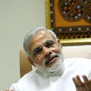 Is Narendra Modi really an OBC? - Rediff com India News