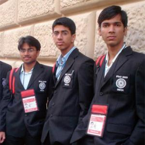 I'm proud to have won the gold for India' - Rediff Getahead