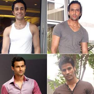 It's not so great being a male model in India' - Rediff Getahead
