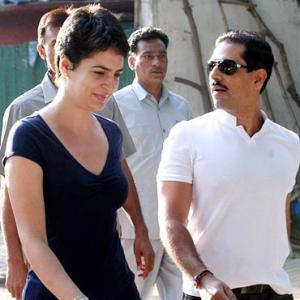 Robert Vadra not new to controversy