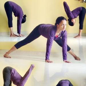 5 yoga poses to help you stay young