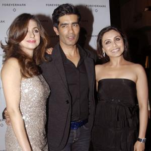 adb126eb60087 Stars at Couture Week: Sonam, Rani and more - Rediff Getahead
