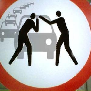 Road rage: How to steer clear of it