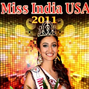 First look: Miss India USA 2011!