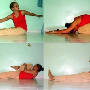 yoga learn how to do a headstand  rediff get ahead