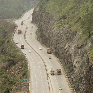 IN PICS: India's most SPECTACULAR highways
