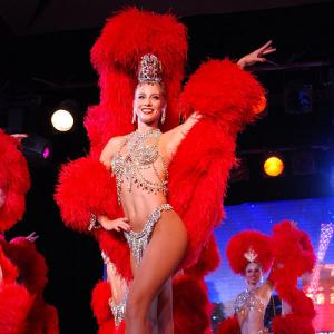 IMAGES: Paris' Moulin Rouge cabaret in Mumbai!