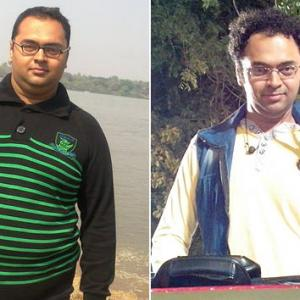 Weight loss: 'I lost 44 kgs in 10 months'