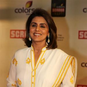 'Neetu Kapoor is the most disciplined celebrity'