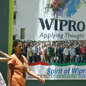 'Wipro to continue inorganic growth'