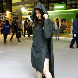 14 pictures from Mumbai's Comic-Con will make your day