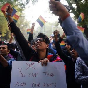 10 countries (besides India) where it's a crime to be gay