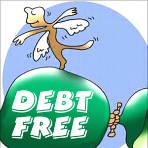 Six money tips for a debt-free life