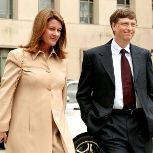 Bill and Melinda Gates world's wealthiest couple